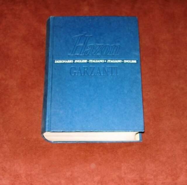 Grande dizionario inglese italiano - Hazon -