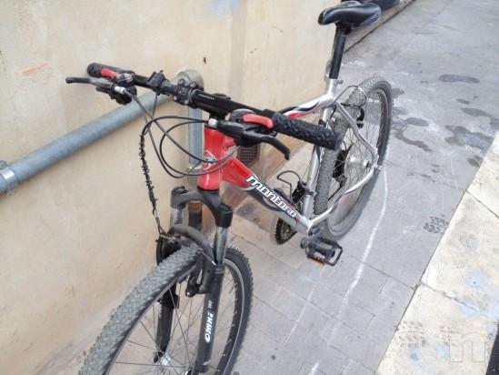 """Mountain bike alluminio 26"""" montana dr"""