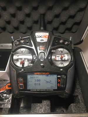 Spektrum DX20 con telemetria e riceventi