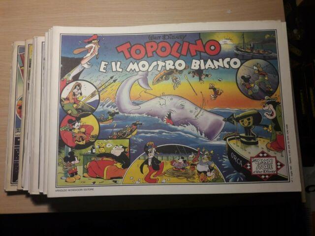 Topolino Le grandi storie di Walt Disney Mondadori