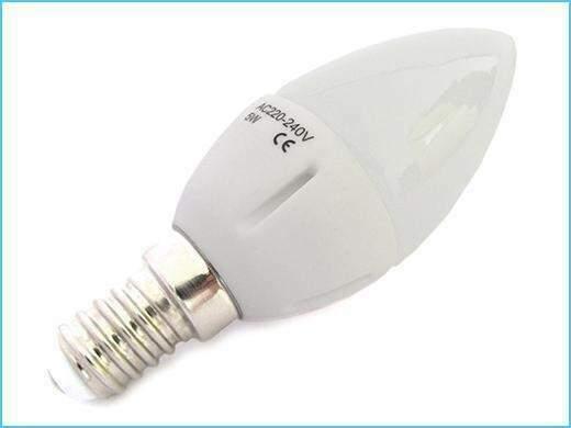 Lampada A Led E14 Forma Goccia 5w