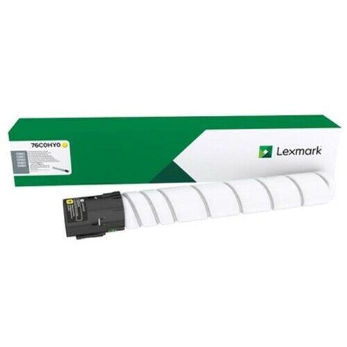 Lexmark 76C0HY0 cartuccia toner Originale Giallo 1 pezzo(i)