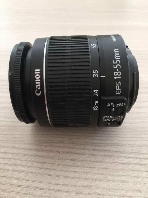 Obbiettivo Canon EF-S mm f/ IS II