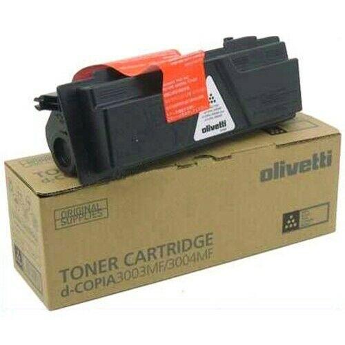 Olivetti B cartuccia toner Originale Giallo 1 pezzo(i)