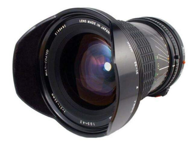 Zoom SIGMA Y2 - 21x35 f x CANON FD.