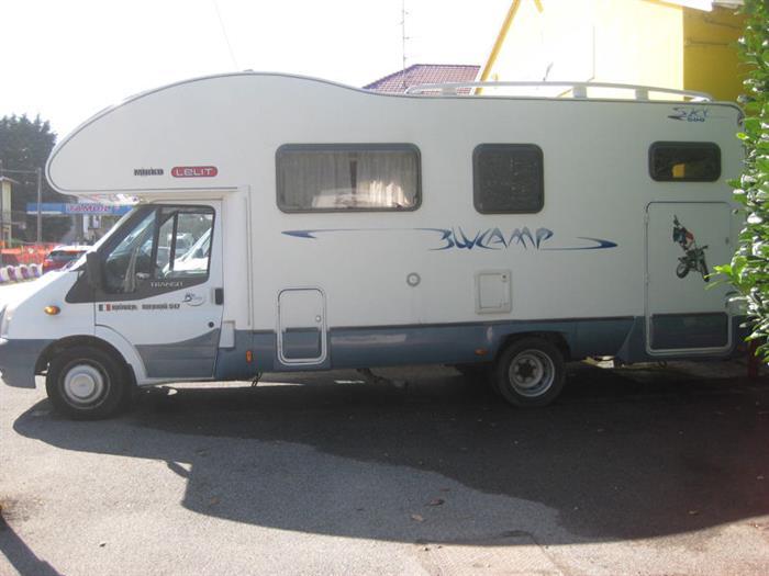 BLUCAMP SKY 500 MAXI GARAGE - CASTIGLIONE OLONA (VA)