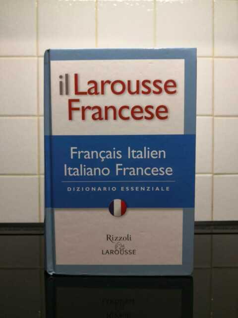 Dizionario bilingue italiano francese LAROUSSE
