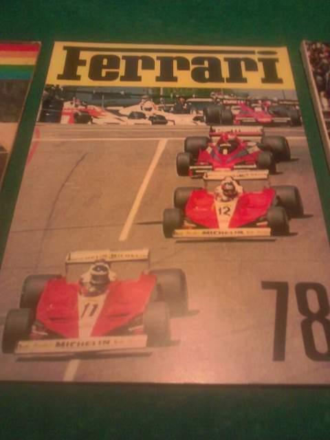 Enzo Ferrari '' Ferrari mondiale 78 ''