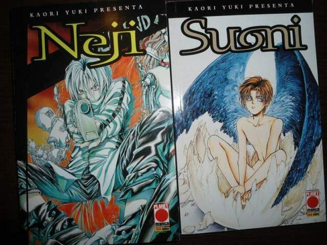 Manga kaori yuki presenta: suoni, neji