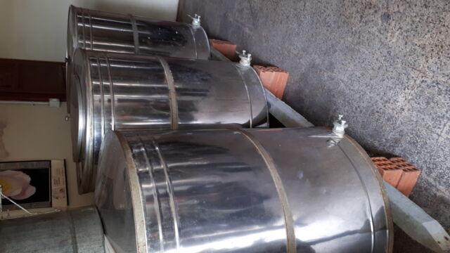Maturatori acciaio inox per alimenti