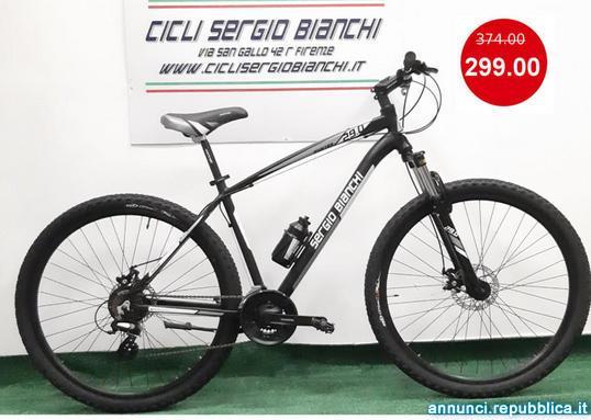 """Mountain Bike 29"""" con freni a Disco"""
