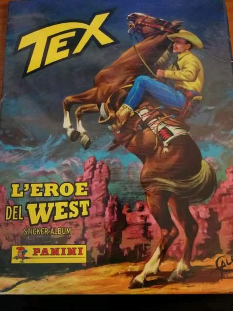 Tex l'eroe del west