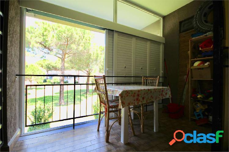 Appartamento con veranda con vista