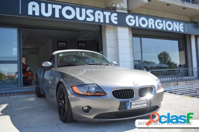 BMW Z4 benzina in vendita a Brescia (Brescia)