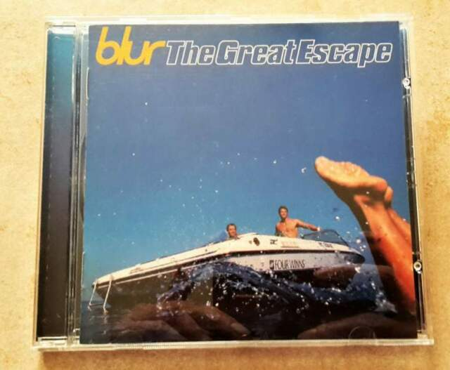 CD originale - Blur