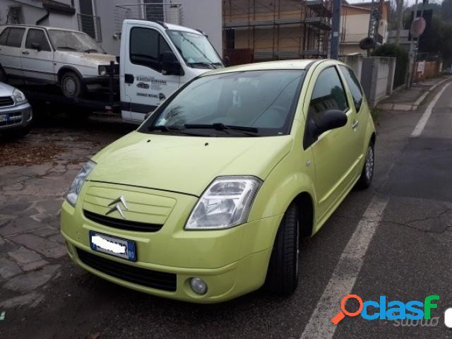 CITROEN C2 benzina in vendita a Pozzonovo (Padova)