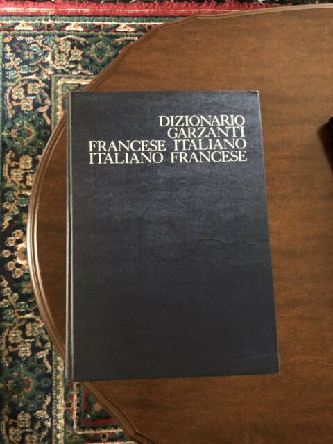 Dizionario Francese Garzanti