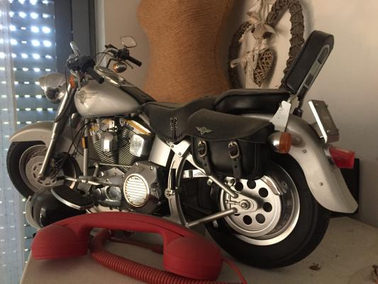 Harley Davidson scala 1:4