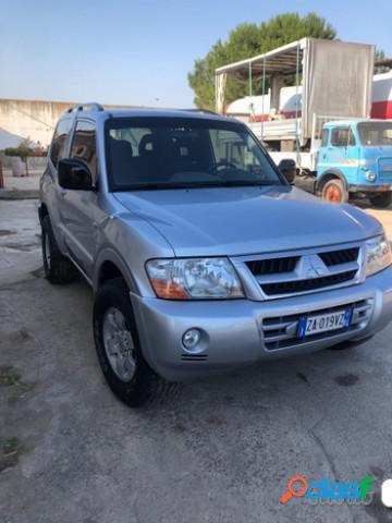 MITSUBISHI Pajero diesel in vendita a Gela (Caltanissetta)