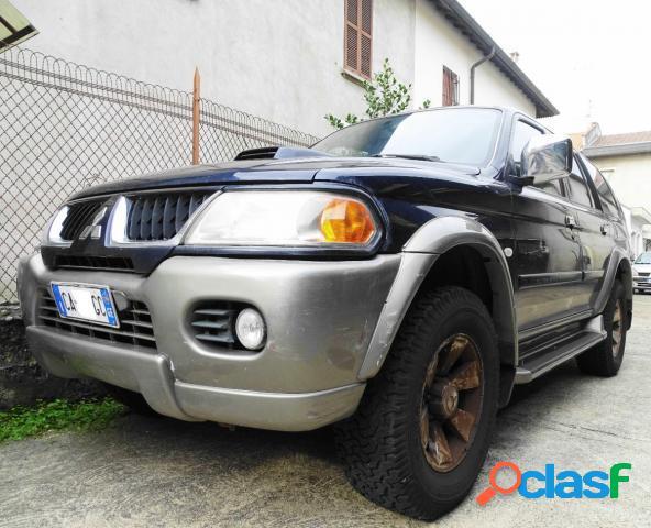 MITSUBISHI Pajero diesel in vendita a Lissone