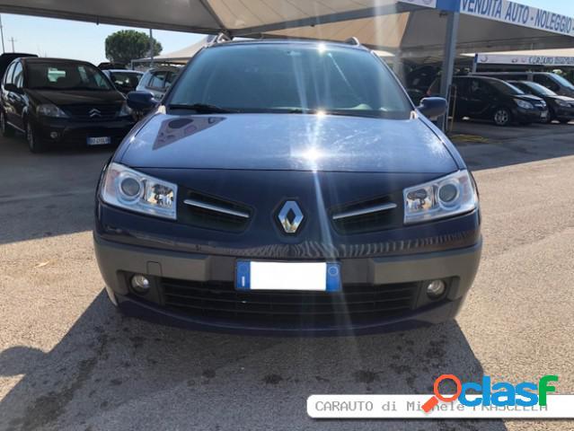 RENAULT Mégane SporTour diesel in vendita a Bitonto (Bari)