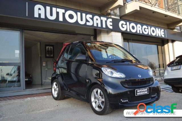 SMART Fortwo Cabrio benzina in vendita a Brescia (Brescia)