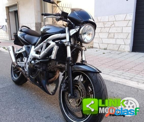 Suzuki SV 650 benzina in vendita a Civitavecchia (Roma)