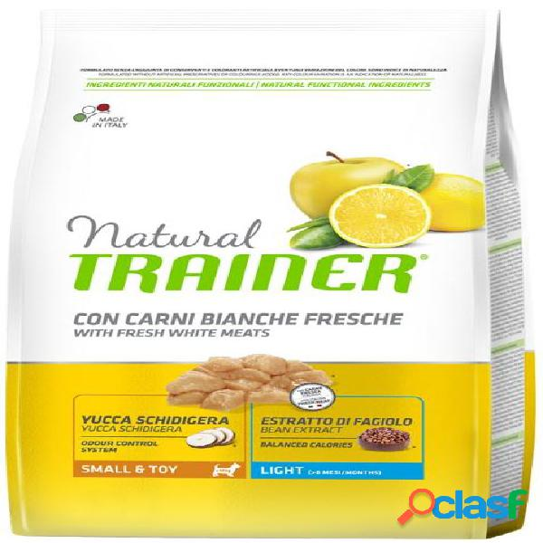 Trainer natural cane small & toy light 7 kg