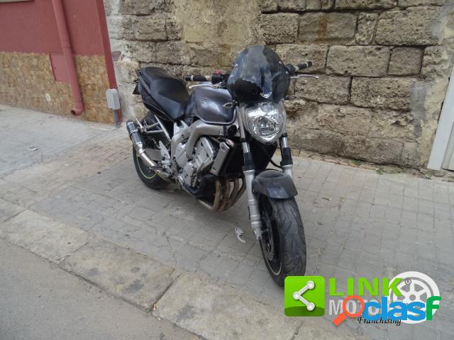 Yamaha FZ 600 benzina in vendita a Trapani (Trapani)