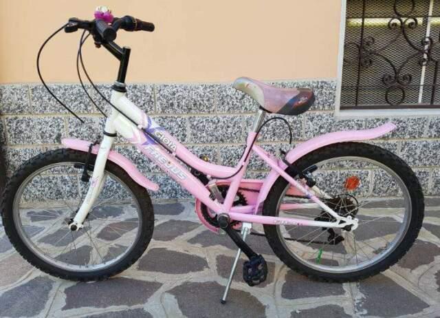 "Bicicletta bambina 20"""