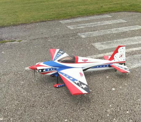 Extreme Flight Laser 60