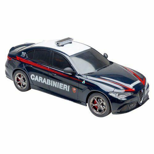 Re.El Toys - Radiocomando Auto Giulia Carabinieri con Luci e