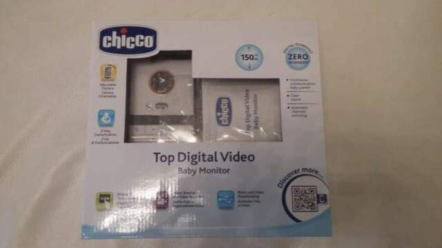 Telecamera Chicco Baby Monitor