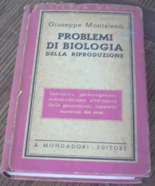 Problemi di biologia della riproduzione