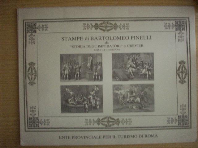 STAMPE DI BARTOLOMEO PINELLI