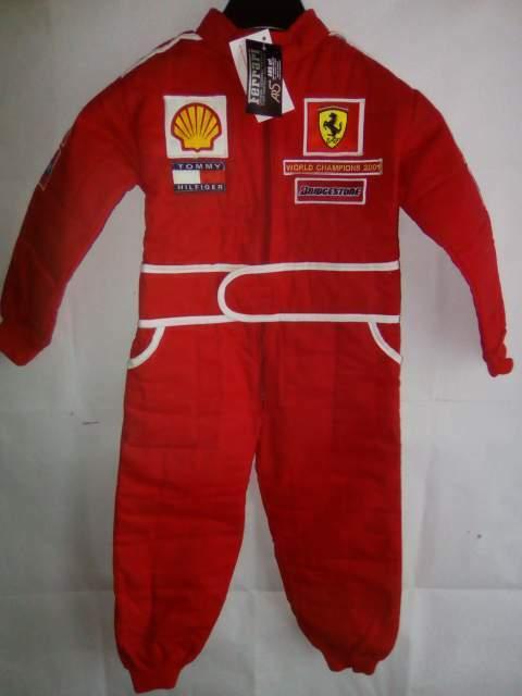 Tuta Team Scuderia Corse Ferrari