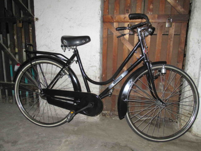 Bicicletta da donna 26 freni a bacchetta Donniselli