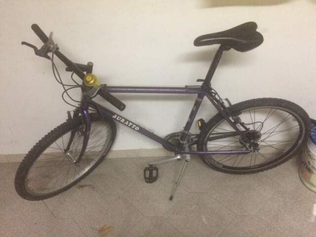 Mountain bike buratto cambio shimano a 21 rapporti