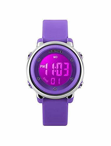 Orologio digitale da polso per bambini e bambine,
