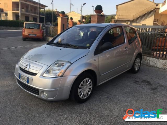 CITROEN C2 diesel in vendita a Acquasparta (Terni)