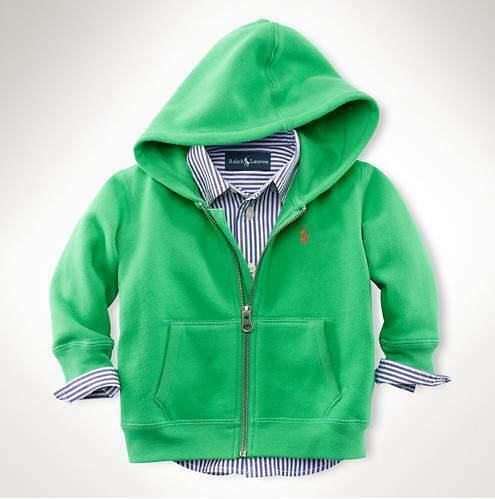 Felpa verde | Posot Class