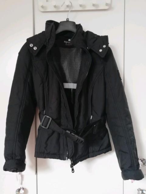 Giacca Giaccone Refrigiwear da donna nero taglia S