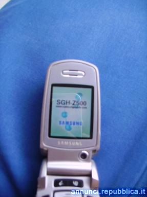 Samsung SGH X500 Pecorara