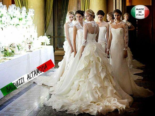 Stock abiti sposa nuovi ! collezioni