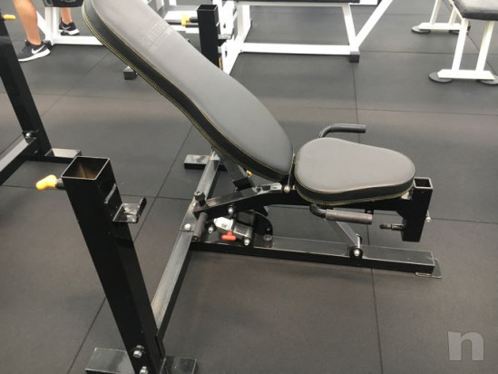 Bench press powertech