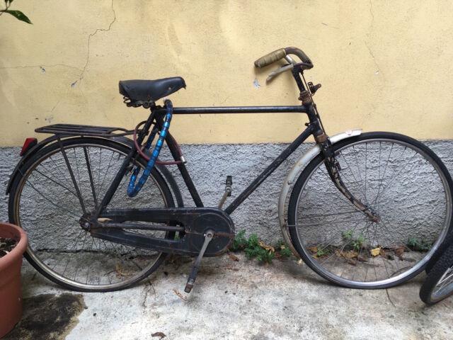 Bici Uomo bacchetta + bici donna