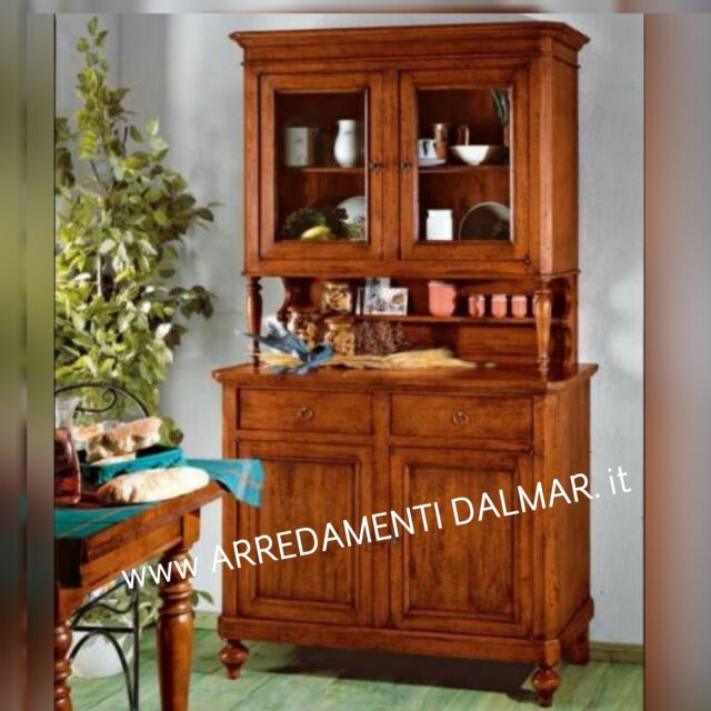 Dispensa in legno massello arredamenti dalmar produce