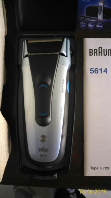Braun  flex xp rasoio elettrico nuovo