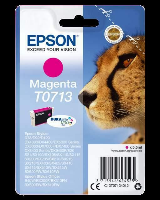 Cartucce epson ghepardo