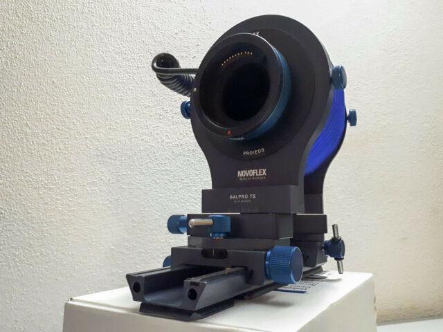 Novoflex BalPro TS | Soffietto Kit per Canon EF